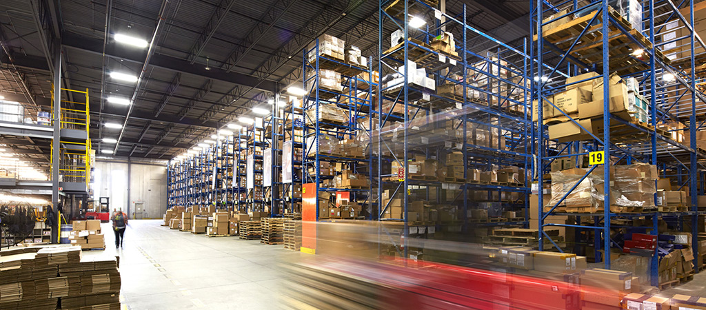 Material Warehousing, ASRS and Barcode Facility for Material Management